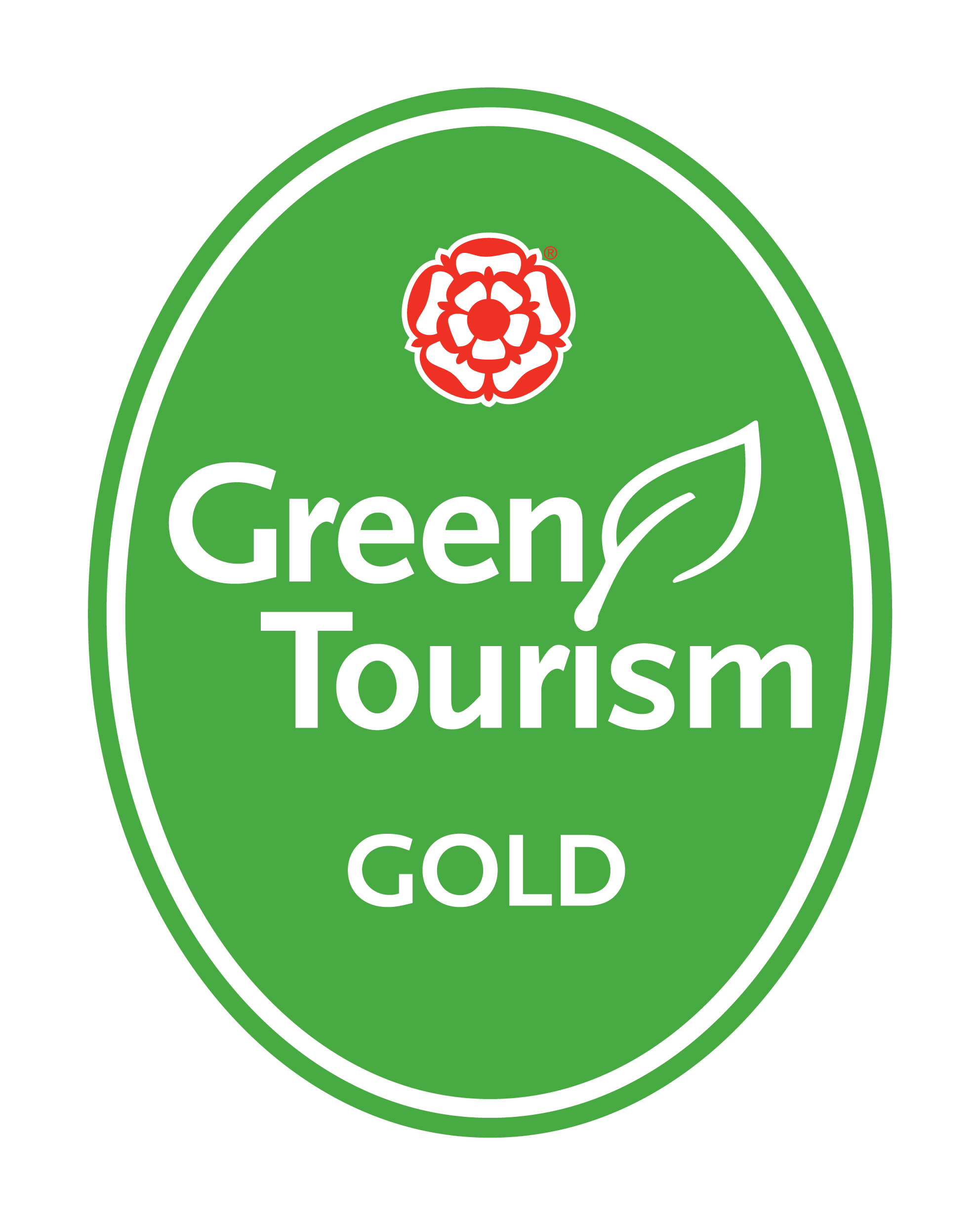 Green Turism Gold Award